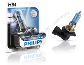 Галогеновая лампа HB4 Philips BlueVision Ultra