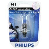 Галогеновая лампа H1 Philips BlueVision Ultra